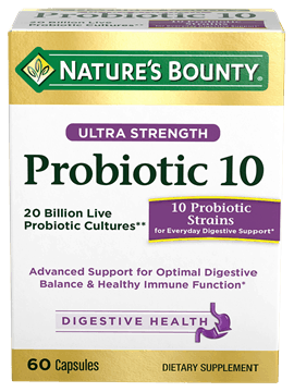 Natures-Bounty-10-Probiotic-Box