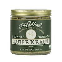 Goldemine-Sauerkraut