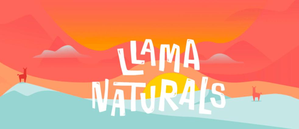 Llama-Naturals-Header